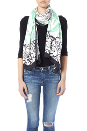 Sarah Ott Place D'Armes Scarf - Back cropped