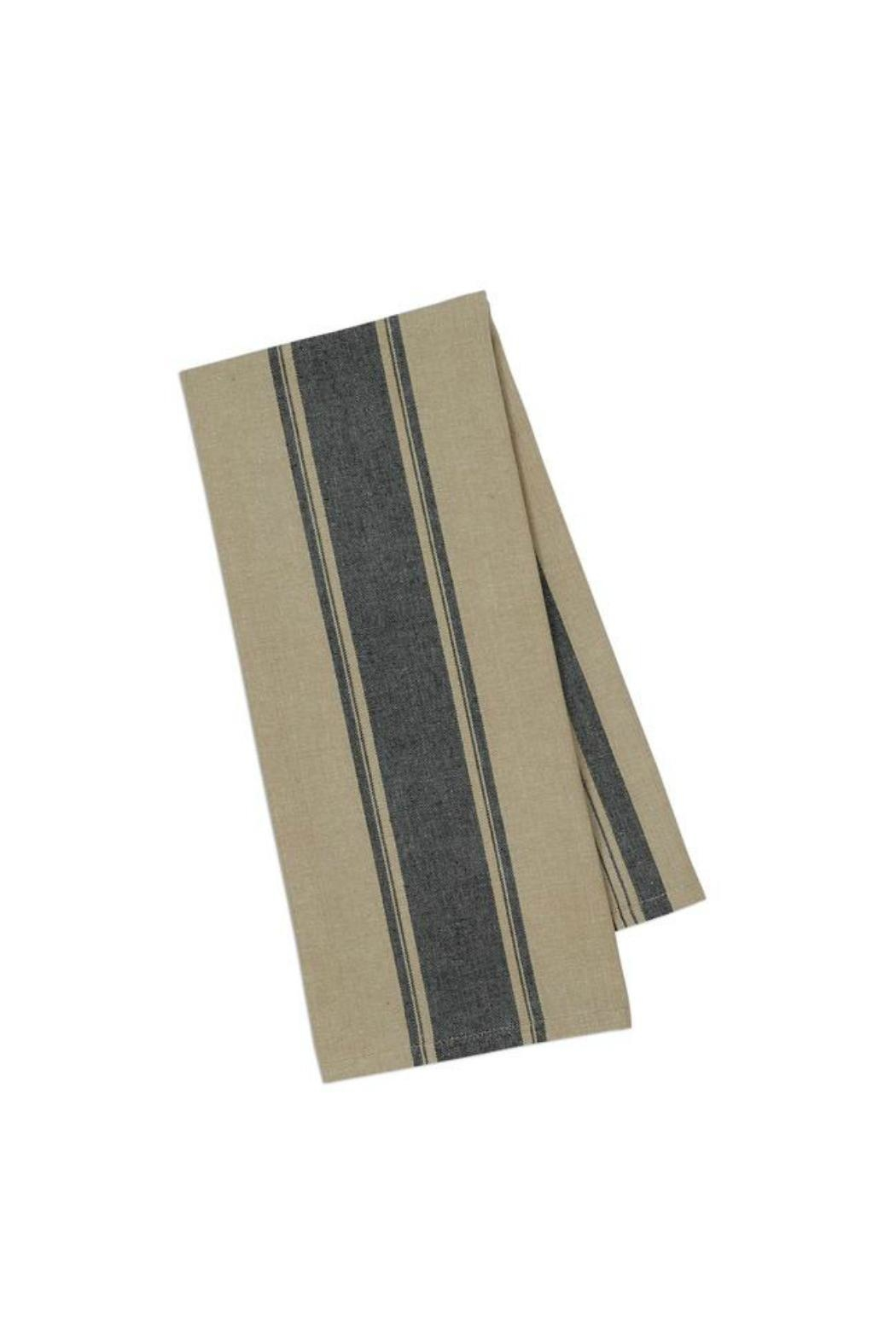 DII Design Imports French Stripe Kitchen Towel - Main Image