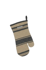 DII Design Imports French Stripe Oven Mitt - Product Mini Image