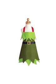 DII Design Imports Child's Elf Apron - Front cropped