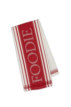 DII Design Imports Foodie Dish Towel - Product List Image