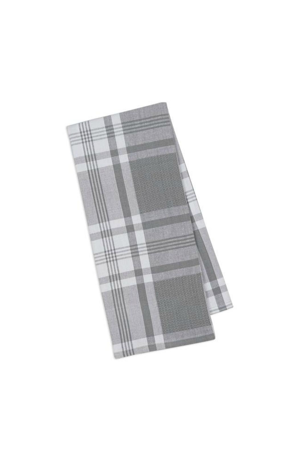 DII Design Imports Granite Grey Kitchen Towel - Main Image