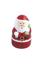 DII Design Imports Holiday Kitchen Timer - Front cropped