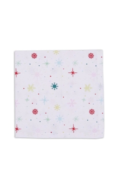 DII Design Imports Snowflake Napkin - Product List Image