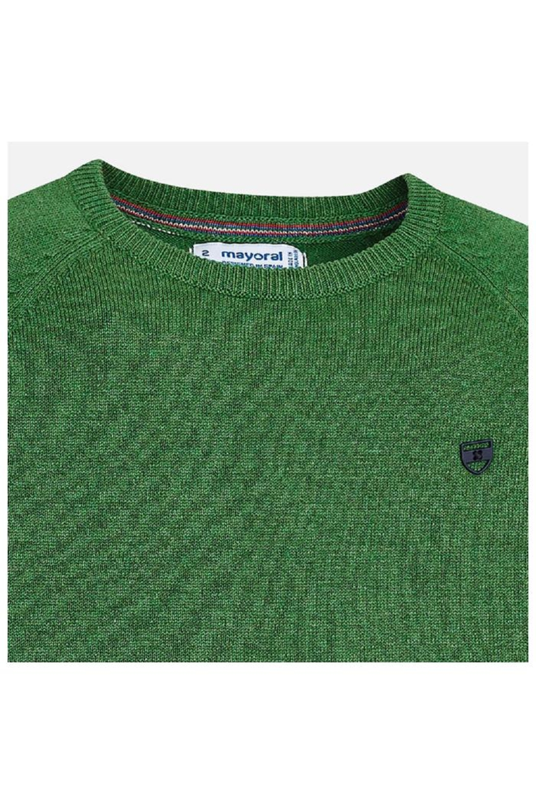 Mayoral Dill Tricot Sweater - Front Full Image