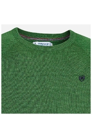 Mayoral Dill Tricot Sweater - Front full body