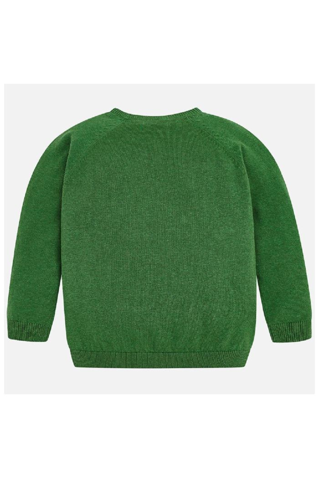 Mayoral Dill Tricot Sweater - Side Cropped Image
