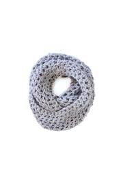 Dime & Regal Granite Infinity Scarf - Side cropped