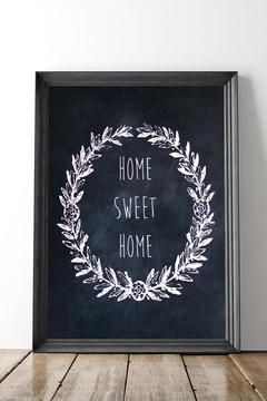 Dime & Regal Home Sweet Home Print - Product List Image