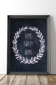 Dime & Regal Home Sweet Home Print - Product Mini Image