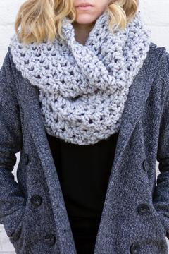 Shoptiques Product: Lush Infinity Scarf