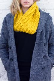 Dime & Regal Mango Cowl Scarf - Product Mini Image