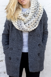 Dime & Regal Seashell Infinity Scarf - Product Mini Image