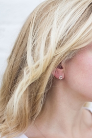 Dime & Regal Small Circle Earrings - Product Mini Image