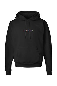 Shoptiques Product: Dimepiece Embroidered Hoodie