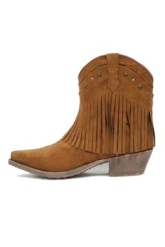 Dingo Fringe Cowboy Boot - Product List Image