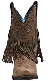 Dingo Hanglow Fringe Boots - Other