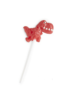 Cupcakes and Cartwheels Dino-Bite Dinosaur Lollypop - Alternate List Image