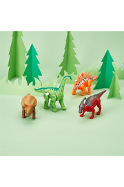 Cupcake and Cartwheels Dino Bop Wind Up Dinosaur Walkers - Product Mini Image