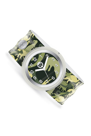 Watchitude Dino Camo Slap Watch - Front cropped