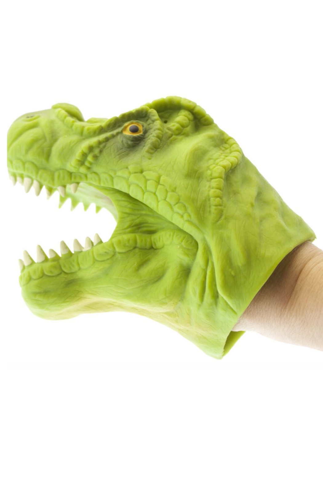 Streamline Dino Hand Puppet - Side Cropped Image