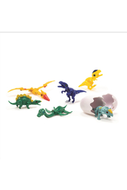 Cupcakes and Cartwheels Dino Mite Surprise Dino Egg - Front cropped