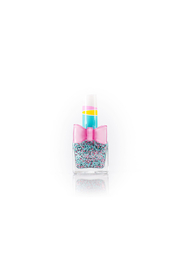 Little Lady Dino S'mores Scented Nail Polish - Front full body