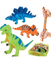 Toysmith Dino Squishimals - Front cropped