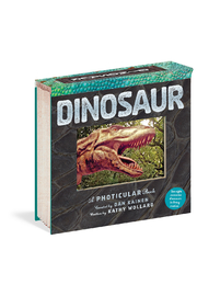 Workman Publishing Dinosaur: A Photicular Book - Product Mini Image
