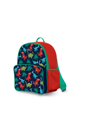 Crocodile Creek Dinosaur Backpack - Front cropped