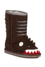 Emu Australia Dinosaur Boot - Front full body