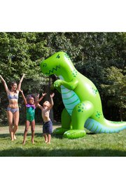 Big Mouth Dinosaur Yard Sprinkler - Product Mini Image