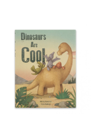 Jellycat  DINOSAURS ARE COOL BOOK - Product Mini Image
