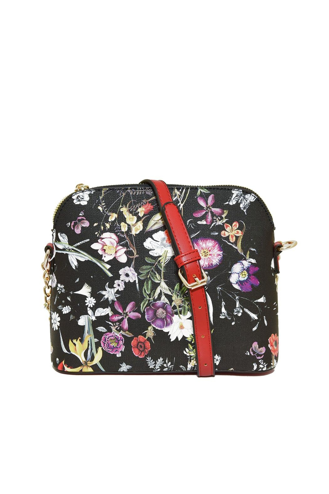 Diophy Floral Cross Body - Main Image