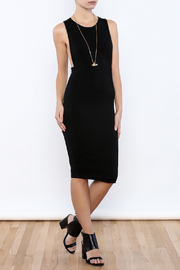 Diosa Double Layer Dress - Product Mini Image