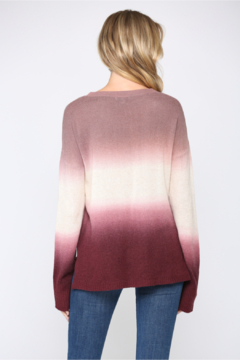 Fate Dip Dye Cashmere Sweater - Alternate List Image