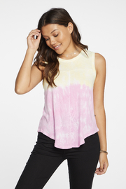 Chaser Dip Dye Muscle Tank - Product Mini Image