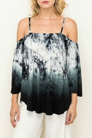 Mystree Dip-Dye Off-Shoulder - Product Mini Image
