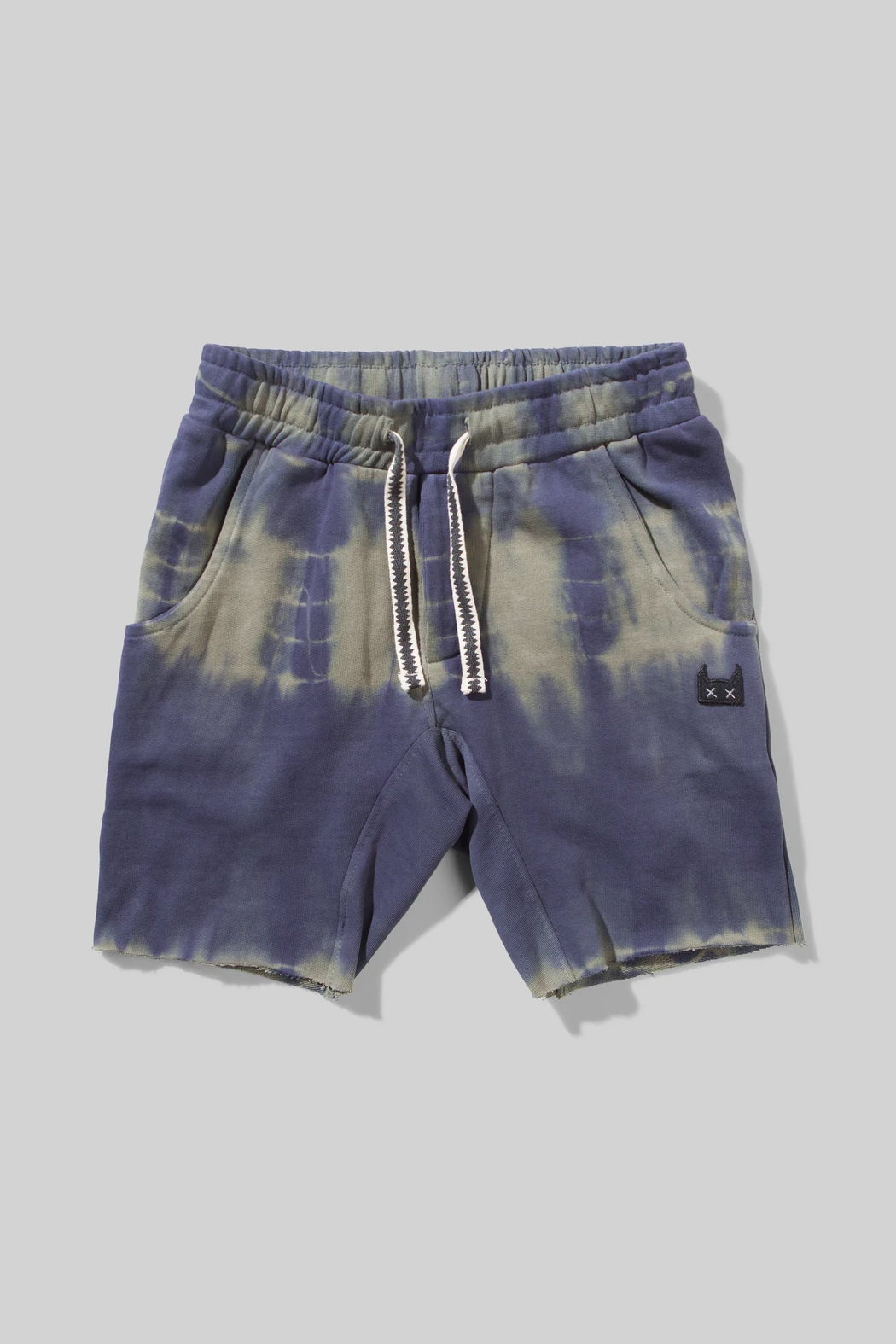 Munster Kids Dye Track Shorts - Main Image