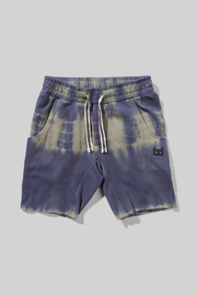 Munster Kids Dye Track Shorts - Product Mini Image
