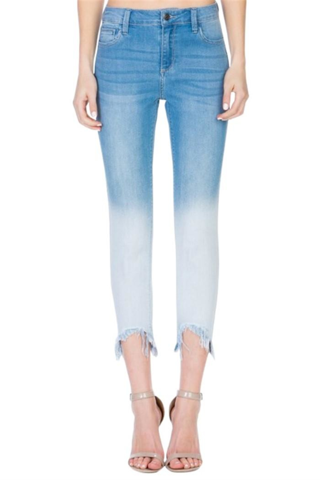 Cello Jeans Dip Dyed Jeans - Main Image