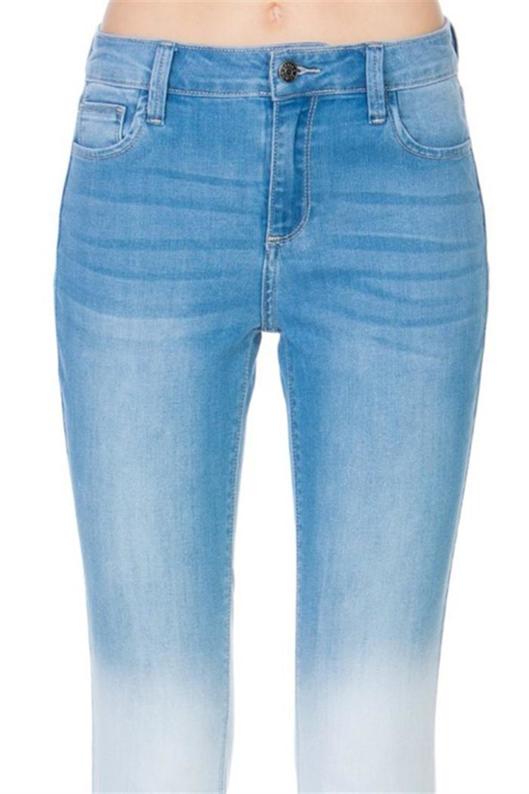 Cello Jeans Dip Dyed Jeans - Side Cropped Image