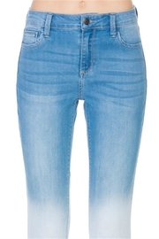 Cello Jeans Dip Dyed Jeans - Side cropped