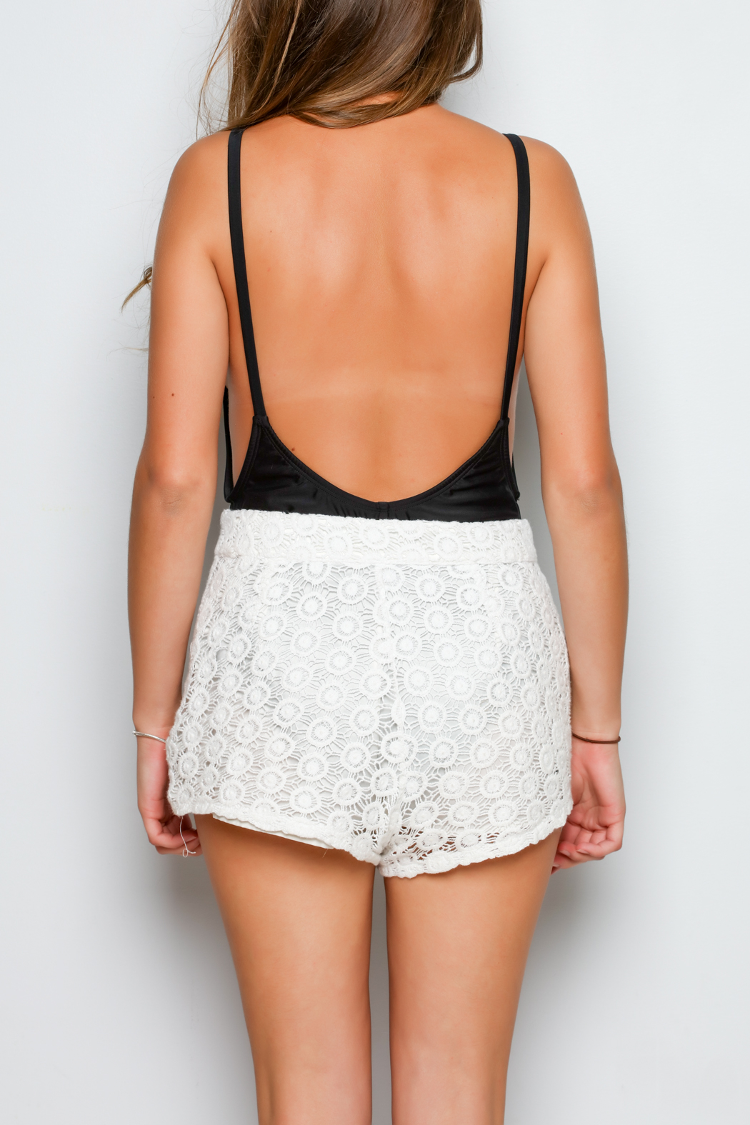 Dippin Daisey's  Savage Bodysuit - Back Cropped Image