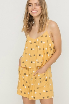 All In Favor DIPPIN DOTS ROMPER - Product List Image