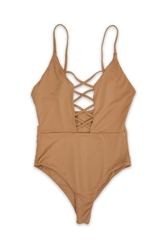 Shoptiques Product: Seamless Caged Front