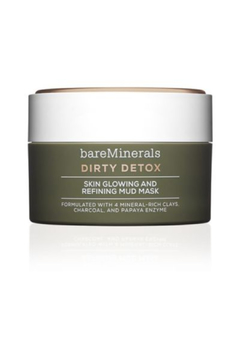 bareMinerals DIRTY DETOX™ SKIN GLOWING AND REFINING MUD MASK Clay and charcoal face mask - Product List Image