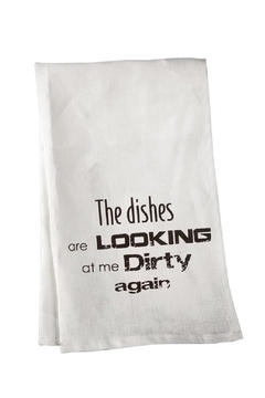 MWW Dirty Dish Towe - Product List Image