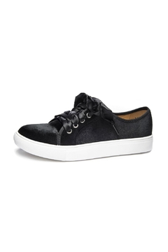 Dirty Laundry Black Sneakers - Product List Image