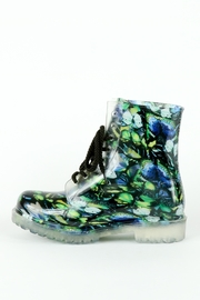 Dirty Laundry Butterfly Roadie Booties - Back cropped